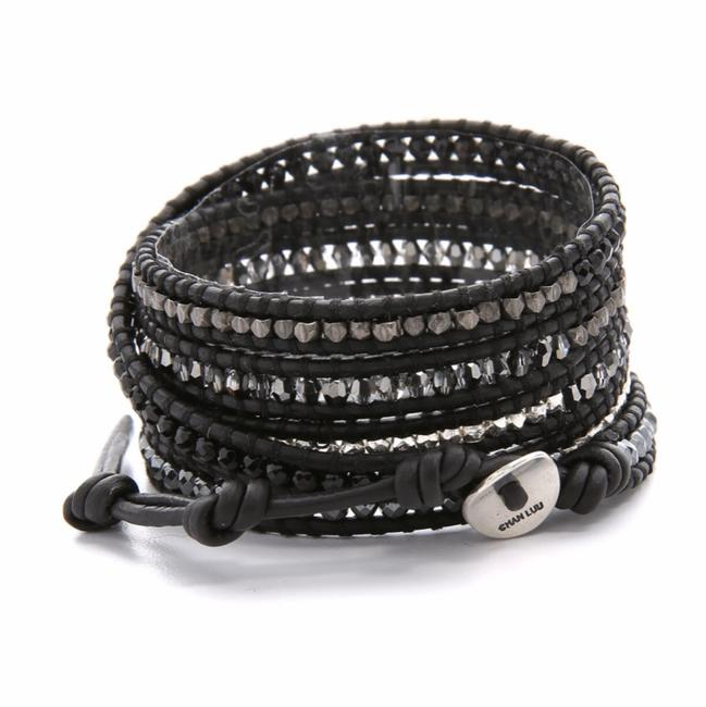 Item - Multi Black Wrap Bracelet
