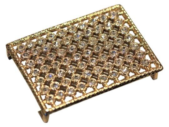 Preload https://img-static.tradesy.com/item/2459641/gold-with-crystals-tone-and-buckle-belt-0-0-540-540.jpg