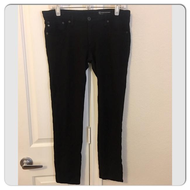 Preload https://img-static.tradesy.com/item/24596750/ag-adriano-goldschmied-black-pants-size-8-m-29-30-0-0-650-650.jpg