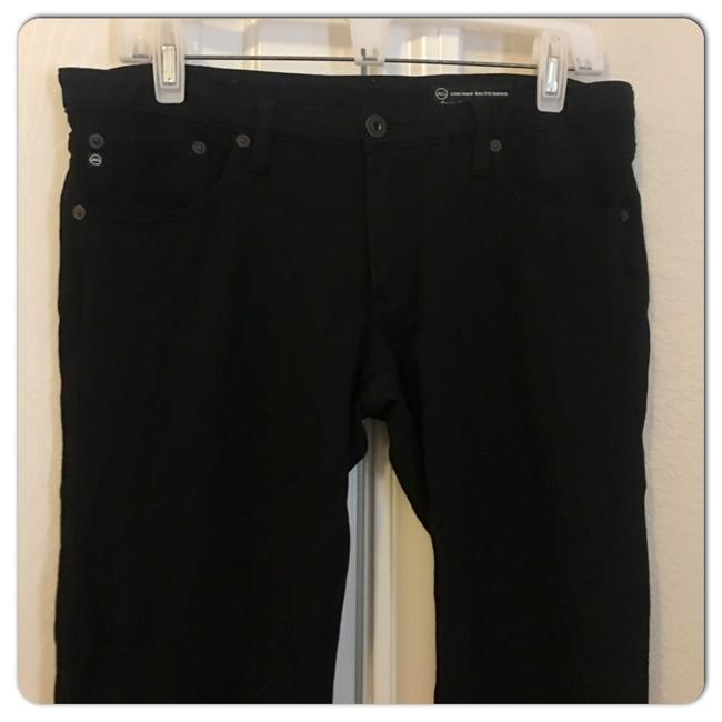 AG Adriano Goldschmied Skinny Pants Black Image 1