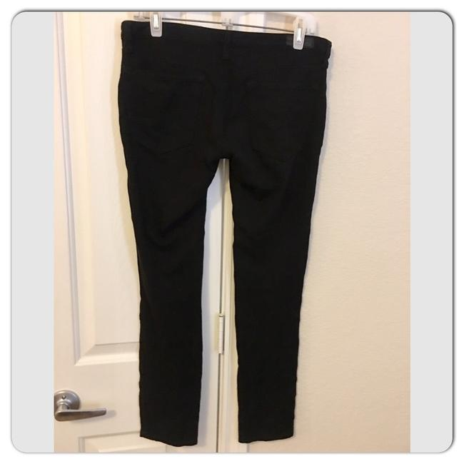 AG Adriano Goldschmied Skinny Pants Black Image 2
