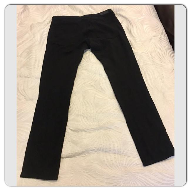 AG Adriano Goldschmied Skinny Pants Black Image 8