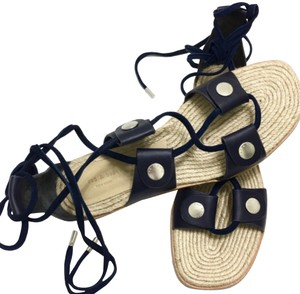Rag & Bone navy Sandals