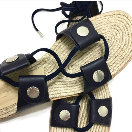 Rag & Bone navy Sandals Image 1