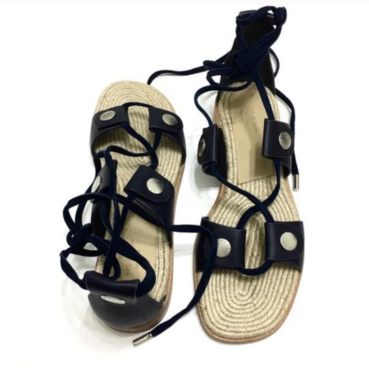 Rag & Bone navy Sandals Image 2