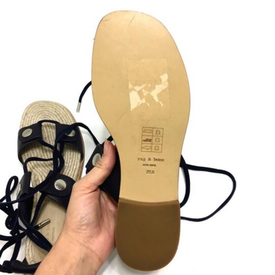 Rag & Bone navy Sandals Image 4