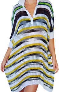 Missoni Missoni multi colored Kaftan beach coverup