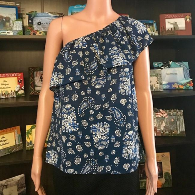 Lily White Top Blouse Image 3
