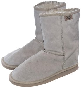 EMU Ugg Style Gray Suede SAND Boots