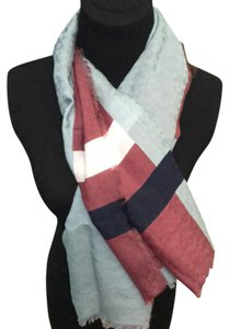 5350f5453 Red Tory Burch Scarves & Wraps - Up to 70% off at Tradesy