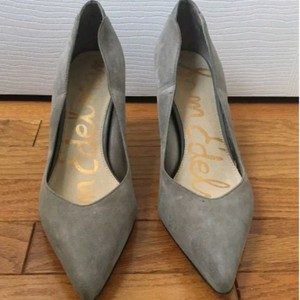 283efdc63 Grey Sam Edelman Pumps - Up to 90% off at Tradesy