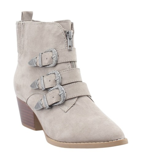Preload https://img-static.tradesy.com/item/24597549/carlos-by-carlos-santana-grey-designer-overall-condition-new-with-tags-exterior-bootsbooties-size-us-0-0-540-540.jpg
