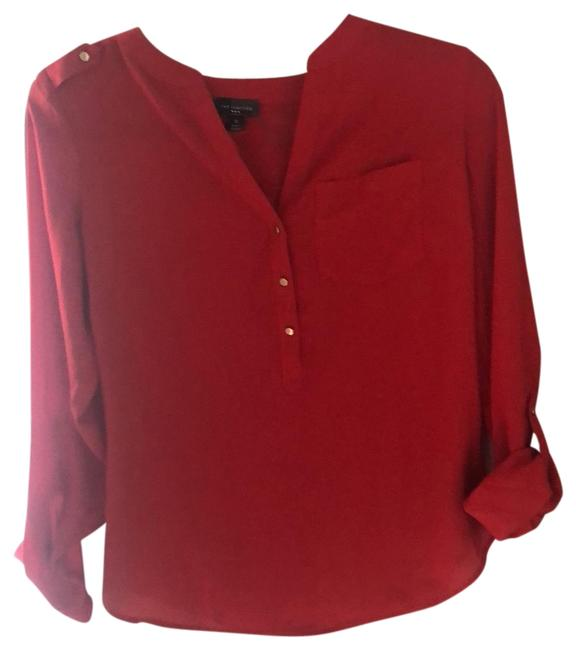 Preload https://img-static.tradesy.com/item/24597578/the-limited-red-blouse-size-0-xs-0-1-650-650.jpg