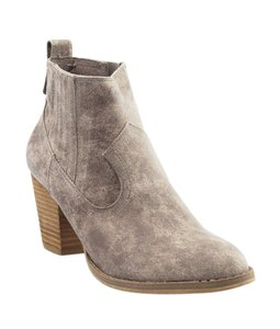 Carlos by Carlos Santana Ankle Suede New With Box China Grey Boots