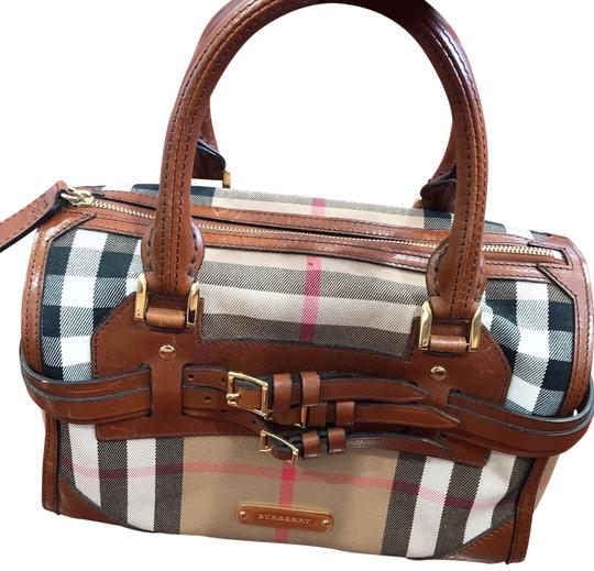 Preload https://img-static.tradesy.com/item/24597621/burberry-with-strap-brown-satchel-0-1-540-540.jpg