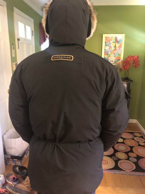 Canada Goose Expedition Anorak Down Winter Puffer Coat