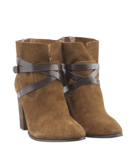 Carlos by Carlos Santana Riding Suede Box New With Box Metal Brown Boots