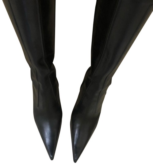 Preload https://img-static.tradesy.com/item/24597738/italian-shoemakers-black-bootsbooties-size-eu-39-approx-us-9-regular-m-b-0-1-540-540.jpg