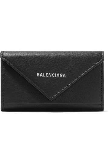 Preload https://img-static.tradesy.com/item/24597763/balenciaga-paper-printed-textured-leather-key-case-wallet-0-0-540-540.jpg