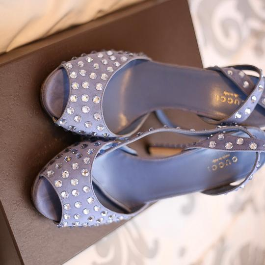 Gucci Periwinkle/blue Formal
