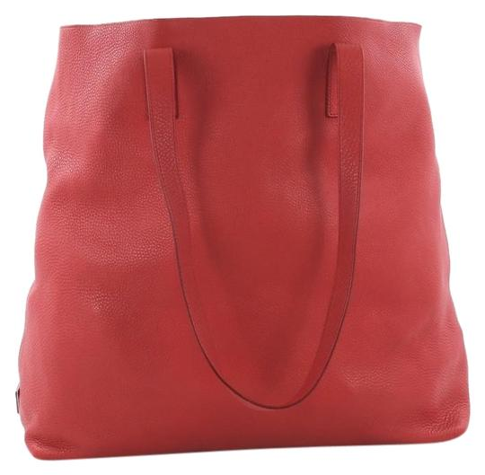 Preload https://img-static.tradesy.com/item/24597848/prada-open-vitello-daino-xl-red-leather-tote-0-1-540-540.jpg