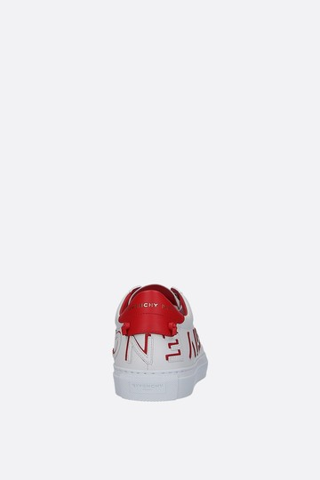 Givenchy Sneakers Sneakers Leather Sneaker Red Athletic