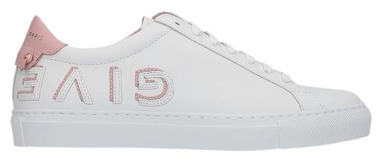 Preload https://img-static.tradesy.com/item/24597922/givenchy-pink-star-leather-low-top-skate-sneakers-sneakers-size-eu-38-approx-us-8-regular-m-b-0-1-540-540.jpg