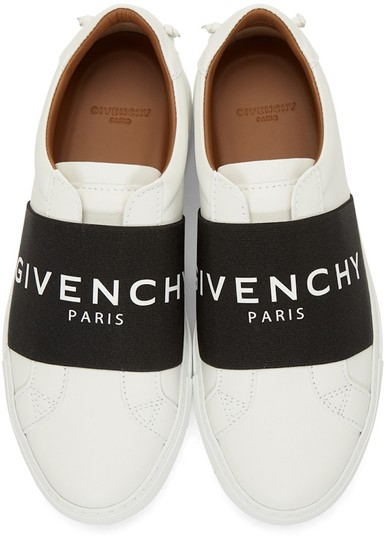 Givenchy Sneakers Sneakers Leather Sneakers White Athletic