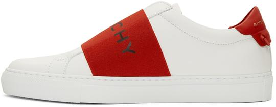 Givenchy Sneakers Sneakers Leather Sneakers Red Athletic