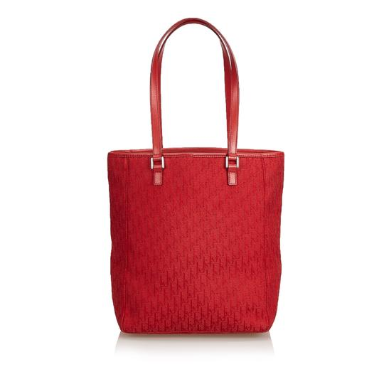 Dior 8ldrto001 Tote in Red