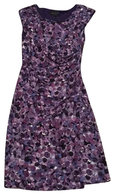 Preload https://img-static.tradesy.com/item/24598062/connected-apparel-purple-multi-mid-length-workoffice-dress-size-8-m-0-1-650-650.jpg