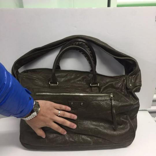 Balenciaga Satchel in green