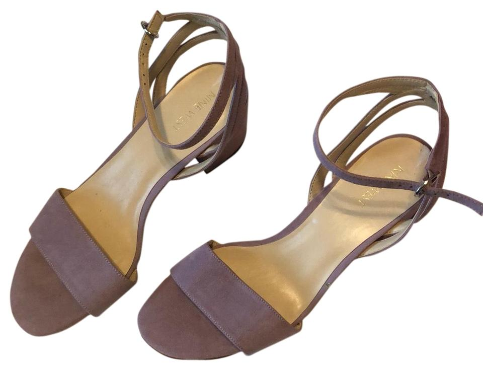 release date: on wholesale 2019 professional Lilac Block Sandals