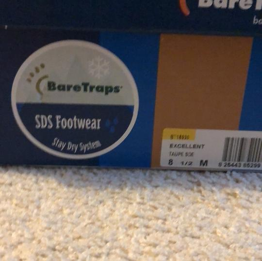Bare Traps Taupe Brown Boots
