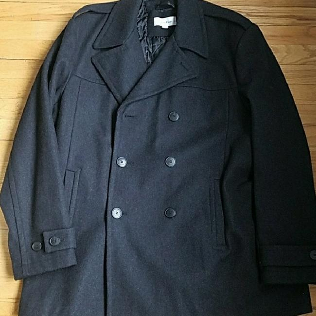 Preload https://img-static.tradesy.com/item/24598105/calvin-klein-charcoal-gray-men-s-coat-size-16-xl-plus-0x-0-2-650-650.jpg