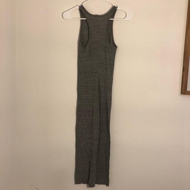 Gray Maxi Dress by Enza Costa