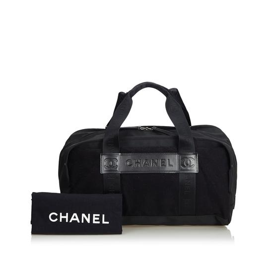 Chanel 8lchtr004 Brown Travel Bag