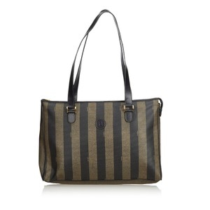 Fendi 8lfnto010 Tote in Brown
