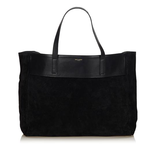 Preload https://img-static.tradesy.com/item/24598294/saint-laurent-shopping-bag-east-west-reversible-black-leather-x-others-tote-0-0-540-540.jpg