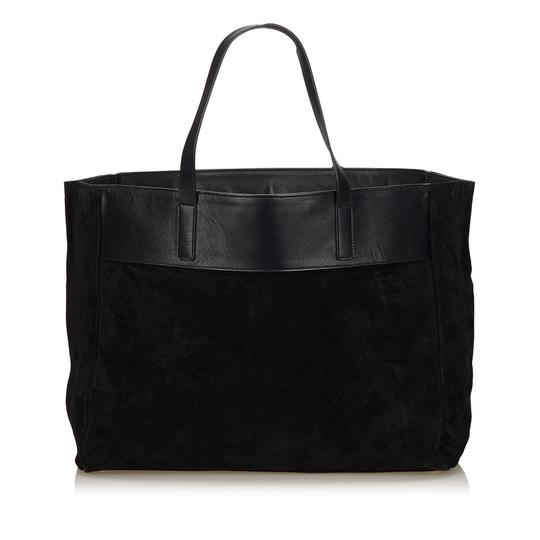 Saint Laurent 8dysto001 Tote in Black Image 2