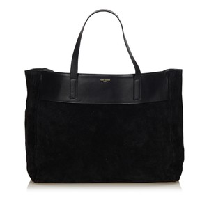 Saint Laurent 8dysto001 Tote in Black