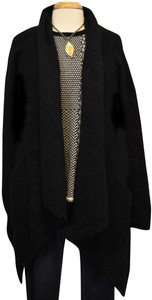 Joie Knit Cardigan High-low Sweater