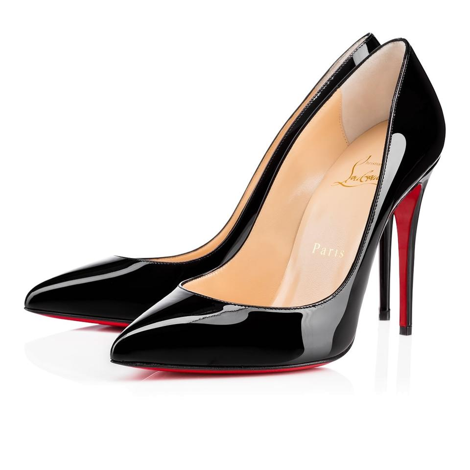 0b0c6526f8bf Christian Louboutin Black Pigalle Follies 100 Pumps. Size  EU 38 (Approx. US  8) Regular (M ...