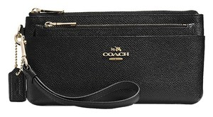 Coach COACH WALLET WITH REMOVEABLE POUCH, Coach multi-function wallet (Ship Via Priority Mail)