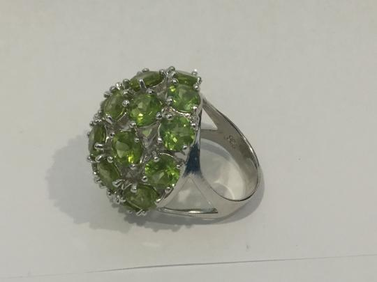 Green Dome Ring Image 3