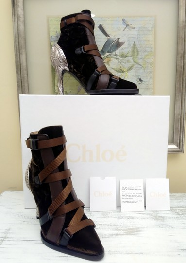 Chloé Brown Boots Image 5