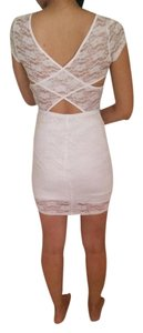 Wet Seal Mini Lace Dress
