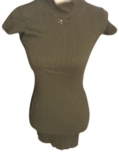 JJ Authentic short dress green on Tradesy