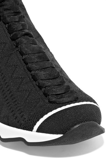 Fendi Sneaker Logo Athletic Image 4