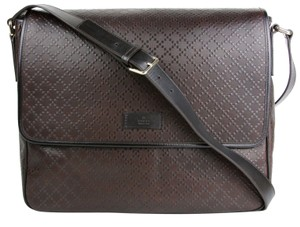 6d3b528dcccd Brown Leather Gucci Messenger Bags - Over 70% off at Tradesy